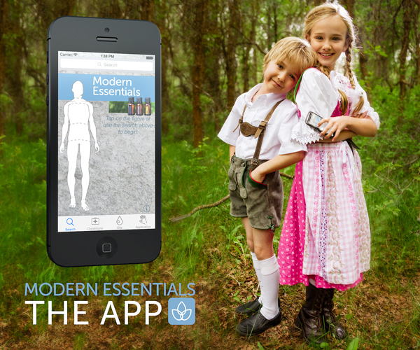 Modern Essentials–The App