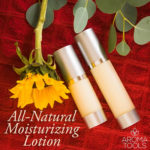 All-Natural Moisturizing Lotion with Essential Oils